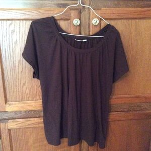 Cato women's blouse brown +